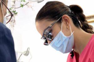 Si tienes un accidente, ve a tu dentista