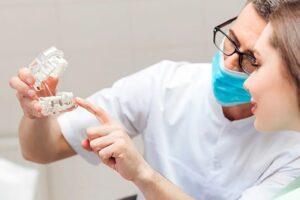 Como tratar la pérdida de dientes