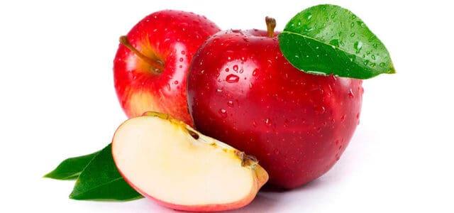 Comer manzana con brackets