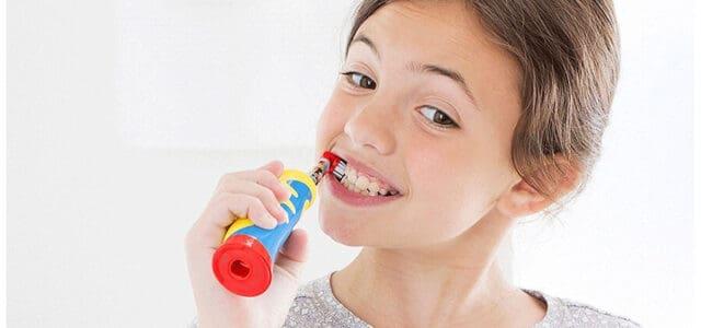 Cepillo eléctrico para niños