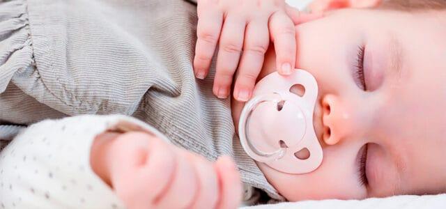 Uso del chupete en bebés