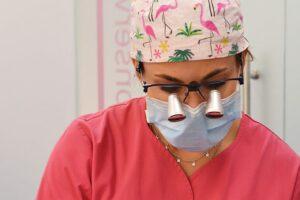 Cirugía de acceso periodontal