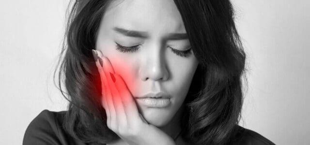 Trismus dental