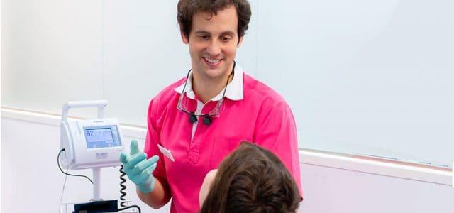 Si tienes miedo al dentista, te aplicaremos esta técnica