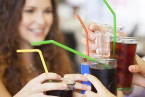 Efectos de los refrescos en los dientes
