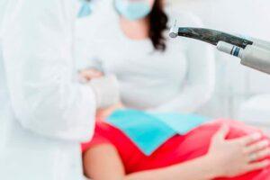 Embarazo y clinica dental