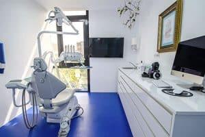 Gabinete clínica dental