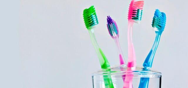 Cuida tu cepillo de dientes