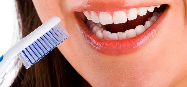 Limpieza para dientes torcidos