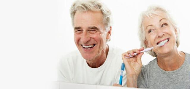 Higiene de la prótesis dental
