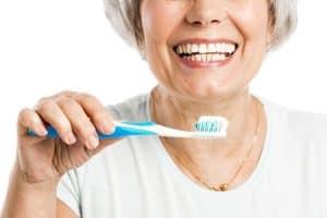 Menopausia e higiene dental