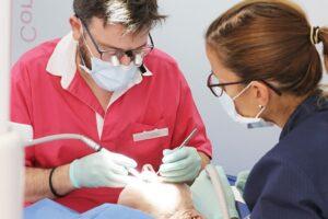 Luxación dental qué es