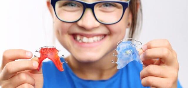 Aparato dental niños