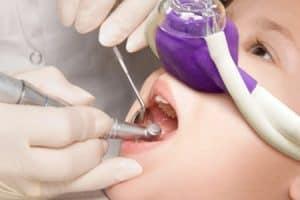 Sedación dental en odontopediatría