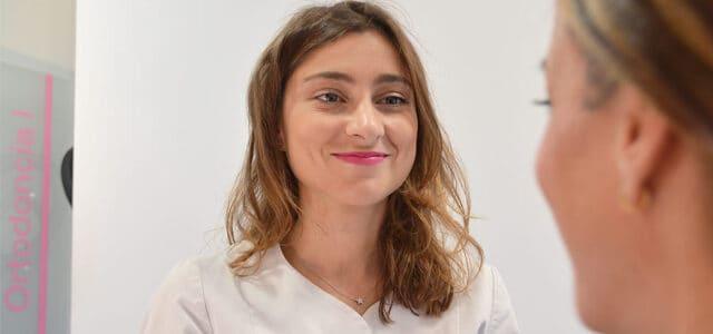 Ortodoncista Cristina Tordera