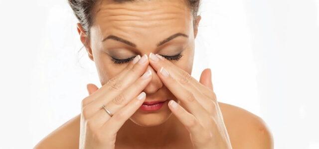 Síntomas de la sinusitis