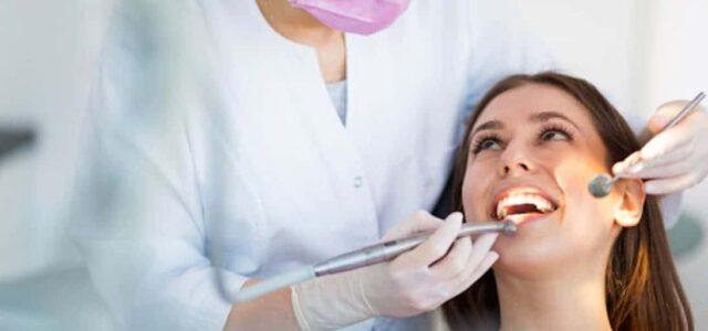 Solución para cerrar troneras entre dientes